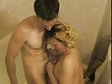 Incest sex maminy a syna